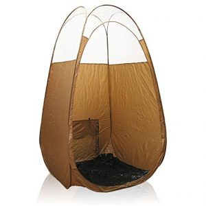 ECV Brands tanning tent is the top one among our best tanning tent list