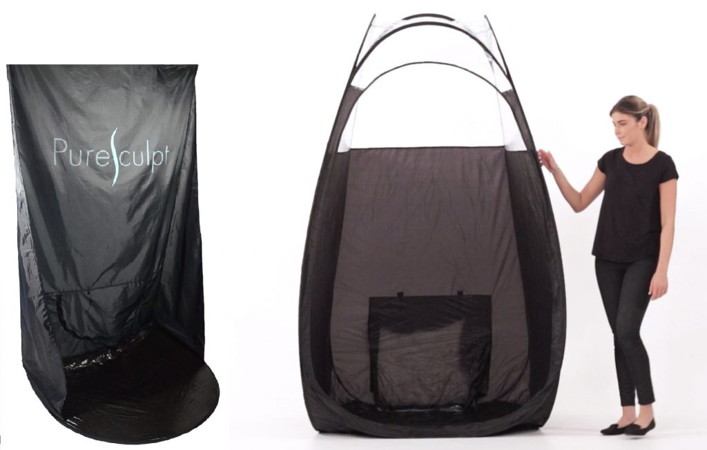 Should you use a pop or a wall hanging tanning tent? This article will tell you