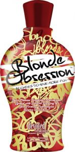 Devoted Creations Blonde Obsession is a good indoor tanning lotion for dry skins