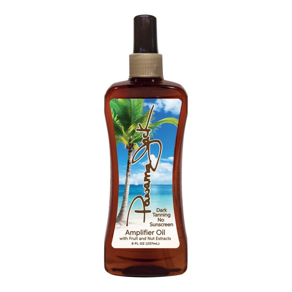 Panama Jack is an all rounder when it comes to tanning oil for outside use