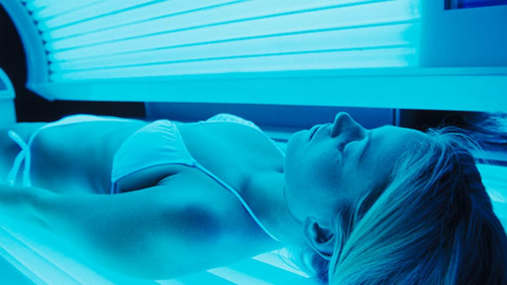 pre-owned tanning beds