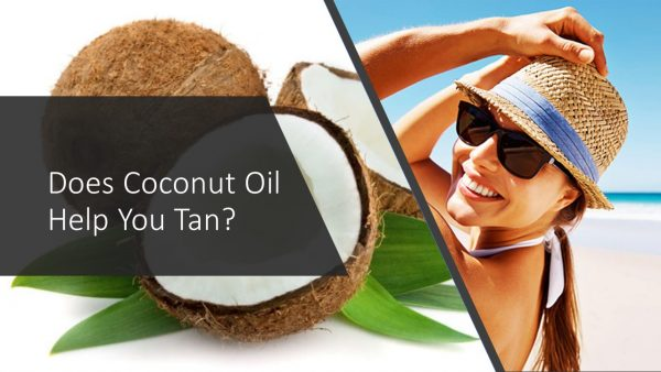 Can You Use Coconut Oil as Tanning Lotion or Oil?