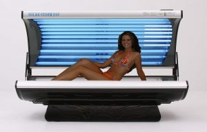 Solar Storam 24 S is our top tanning bed