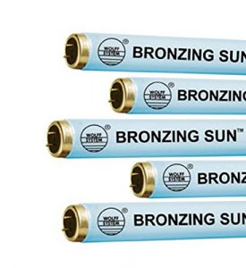 Wolff Bronzing Sun Plus F71 is a top bronzing tanning lamp
