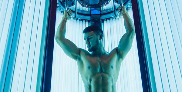 tanning bed tips for men