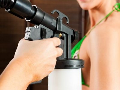 at home spray tan gun