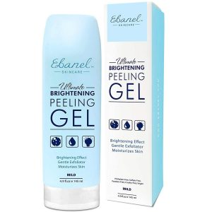 Ebanel Ultimate Brightening Peeling gel exfoliator to use prior to spray tanning