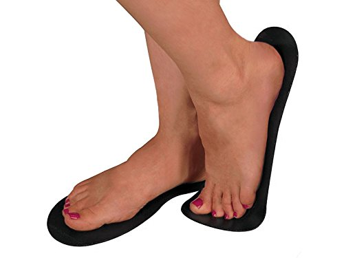 Premium spray tan foot protectors