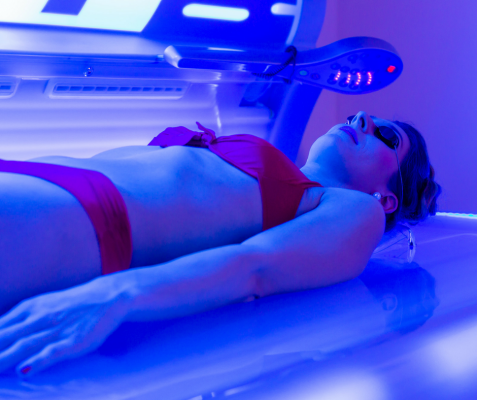 Tanning beds versus spray tan- differences you should know