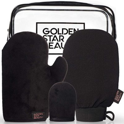 Golden Star Beauty Mitt