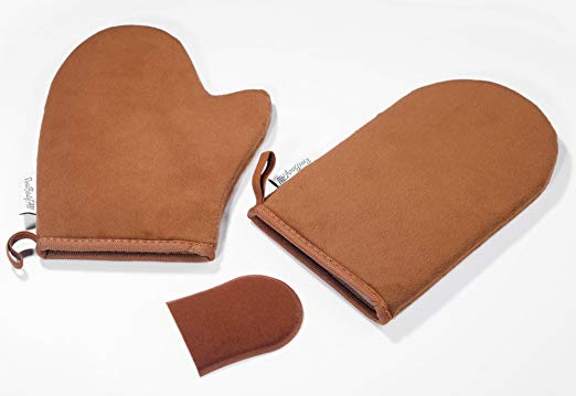 Reneetan 3 Packs Self Tan Mitt