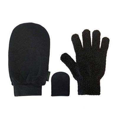 Skinerals Padded Microfiber Applicator Self Tanning Mitts