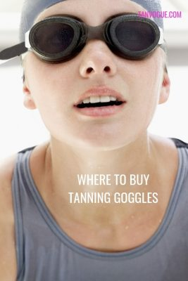 Where to buy Tanning Goggles for Eye Protection?