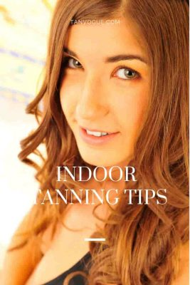tanning bed tips to get amazing indoor tanning
